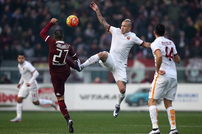 Partita Roma - Torino in Serie A 2016 (3-2)