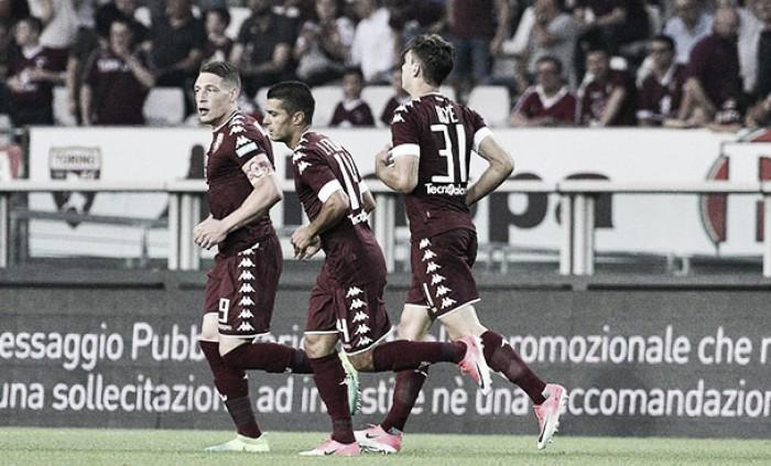 Torino-Sassuolo 5-3: gol e spettacolo, passano i granata