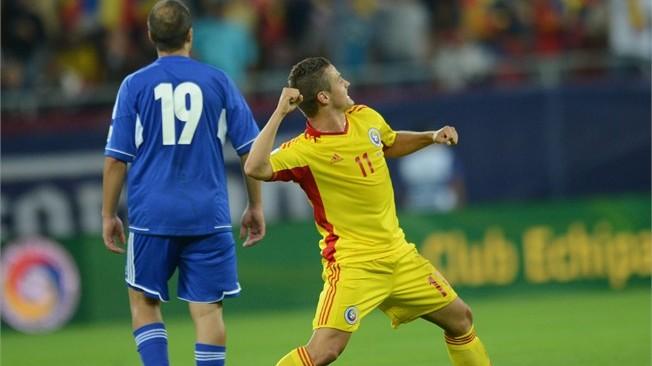 Rumanía convoca a Gabriel Torje para jugar contra Trinidad y Tobago