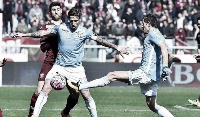 Biglia risponde a Belotti, tra Torino e Lazio termina 1-1
