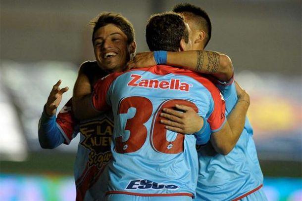 Palacios seguirá jugando en Sarandí