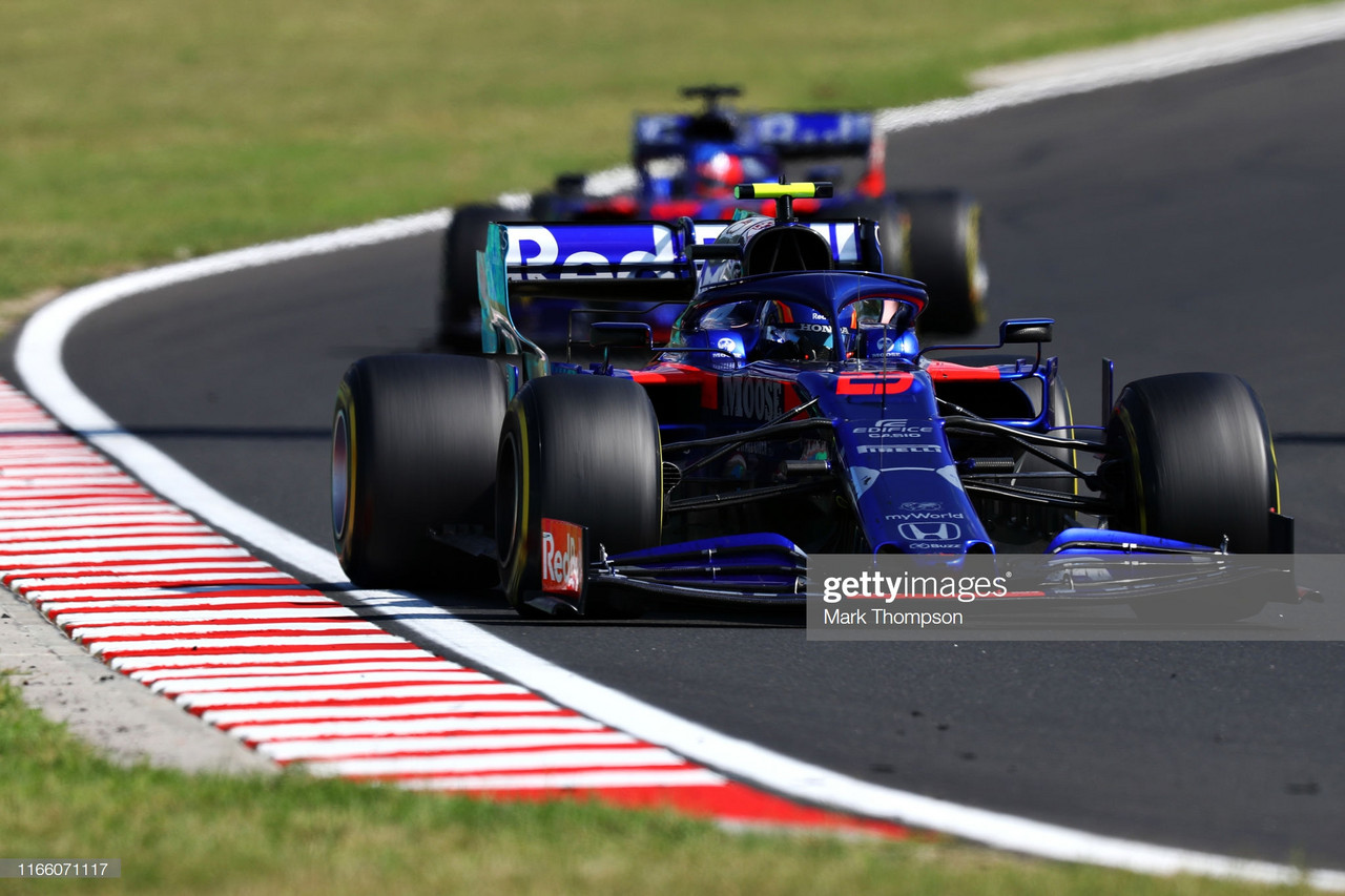 F1 Summer Break Review: Scuderia Toro Rosso