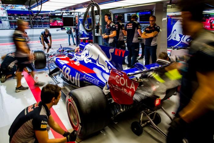 F1 ufficiale l'accordo pluriennale tra Toro Rosso e Honda