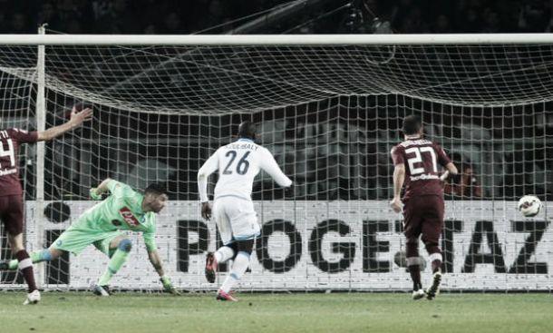 Toro non stop, Napoli ko: decide Glik, finisce 1-0
