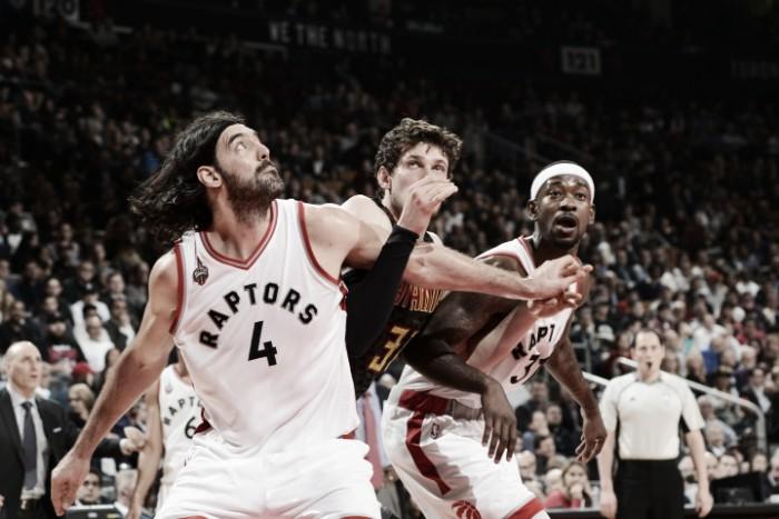 Los Raptors bajaron a los Halcones