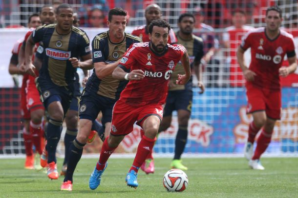 Toronto FC Falls Out Of Playoff Position With Loss