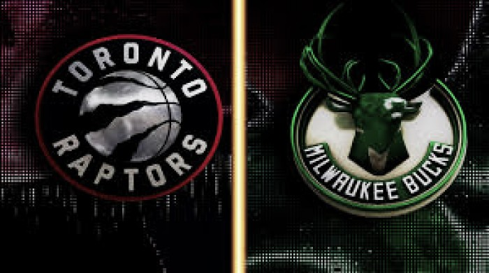 Los Raptors caen ante los Bucks