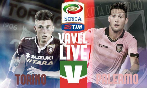 Risultato Torino - Palermo, Serie A 2015/16 (2-1): Gonzalez fa e disfa, Benassi decide