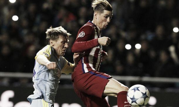 Atlético de Madrid empata no Cazaquistão e Benfica isola-se
