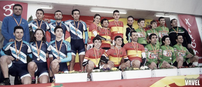 Campeonato de España de Ciclocross Torrelavega 2016: ilusión por bandera