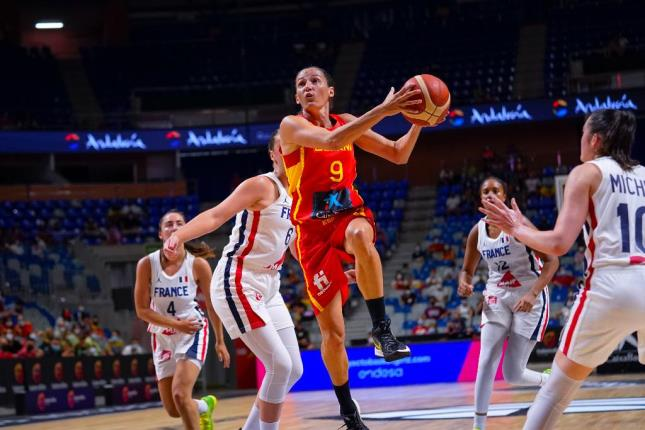 España vs Francia EN VIVO y en directo online en Baloncesto Femenino Tokyo 2020