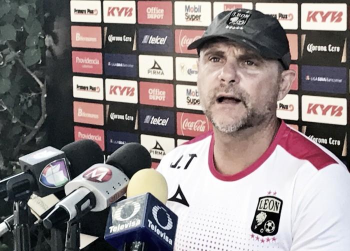 """León está completo"", dice Torrente"