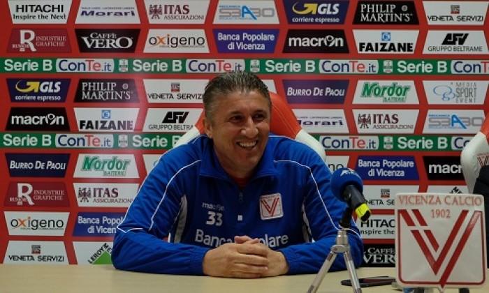 Vicenza, da Bisoli a Torrente. I pensieri del nuovo tecnico
