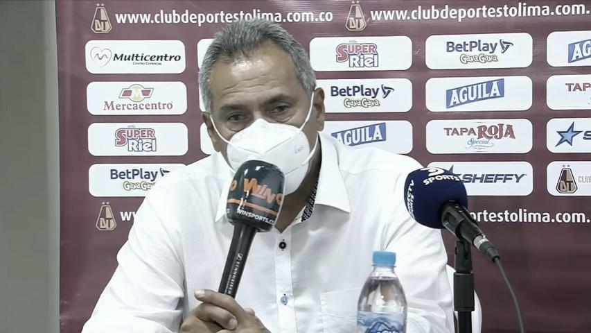 """Hernán Torres: """"Manejamos todos ritmo del juego"""""""