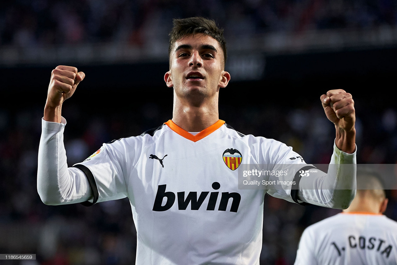 Ferran Torres: Who is Manchester City's new wonderkid?