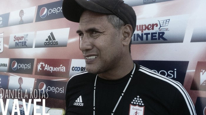 """Hernán Torres: """"Estamos trabajando para tener al equipo como una máquina"""""""