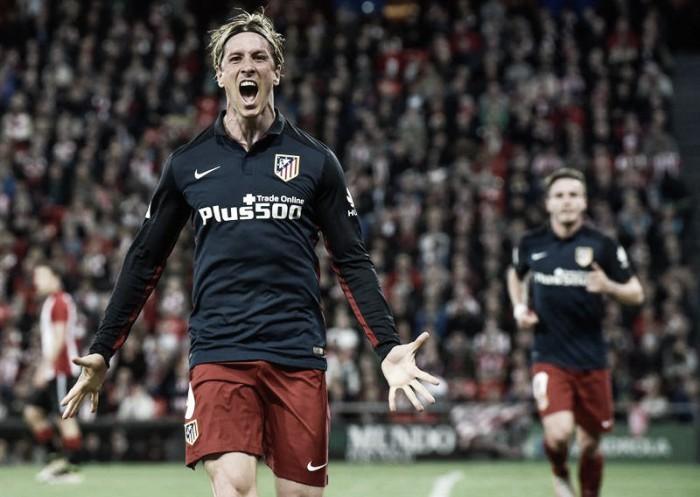Liga, l'Atletico supera l'ostacolo San Mamès grazie al ritrovato Torres