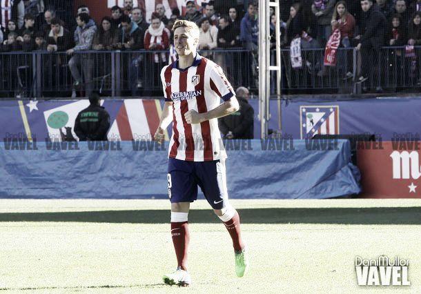 """Fernando Torres:""""Es una fortuna poder jugar en el equipo que quiero"""""""