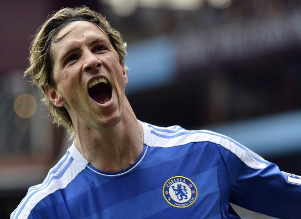 Torres Ends League Goal Drought at Villa Park