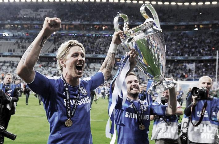 Fernando Torres: un título con un retraso de cinco años