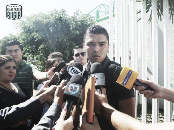 """Cristian Torres: """"Estoy preparado para jugar"""""""