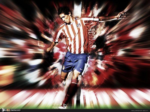 Fernando Torres de regresso ao Atlético Madrid