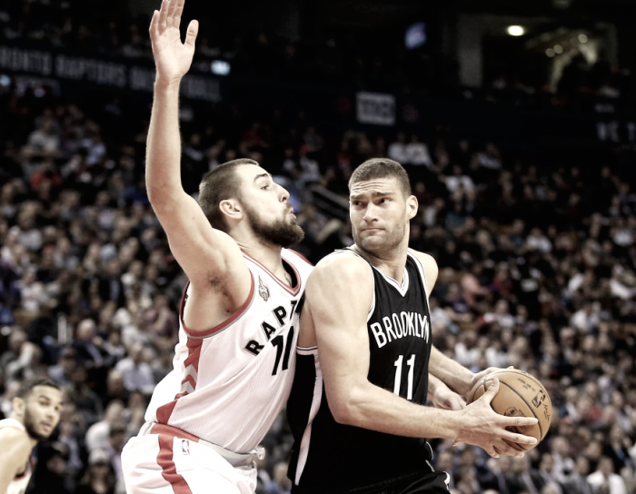 Toronto Raptors take on the struggling Brooklyn Nets