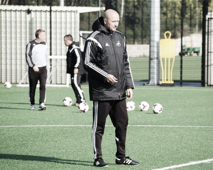 Swansea under-21 boss proud despite play-off loss