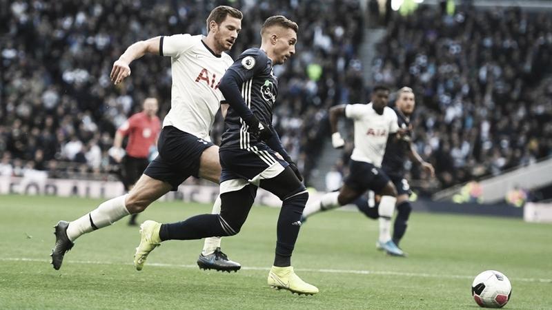 Tottenham apenas empata contra Watford e mantém sequência sem vitórias