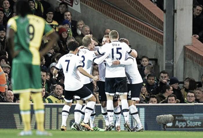Un HurriKane si abbatte su Norwich: tris del Tottenham e terzo posto