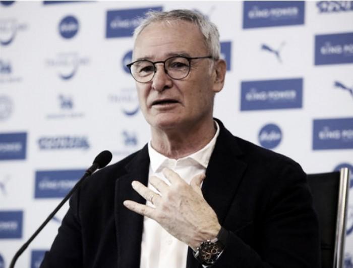 """Claudio Ranieri:""""Estamos luchando para hacer este sueño realidad"""""""