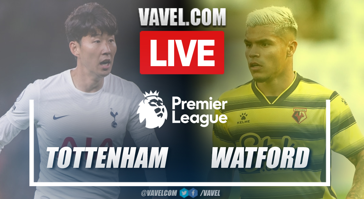 Highlights and goal: Tottenham 1-0 Watford in Premier League 2021-22