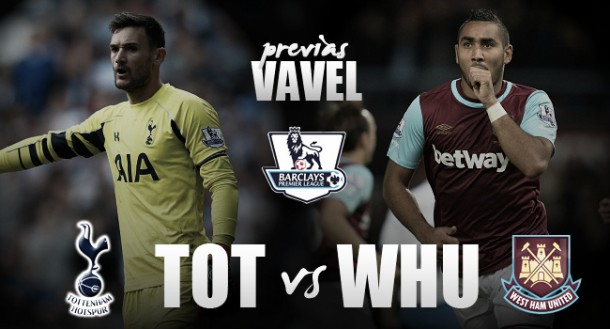 Tottenham - West Ham: las opciones de Champions League se disputan en Londres