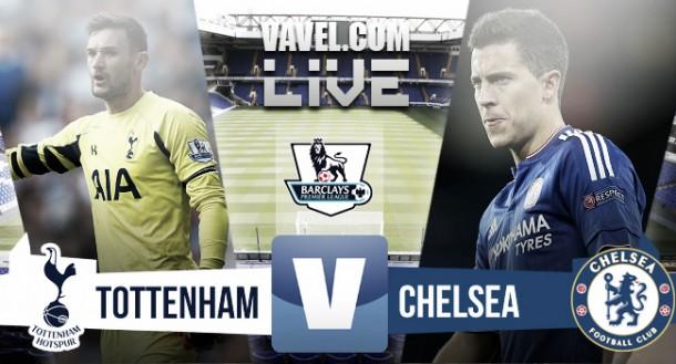 Tottenham - Chelsea in diretta, Premier League 2015/16 live (0-0)