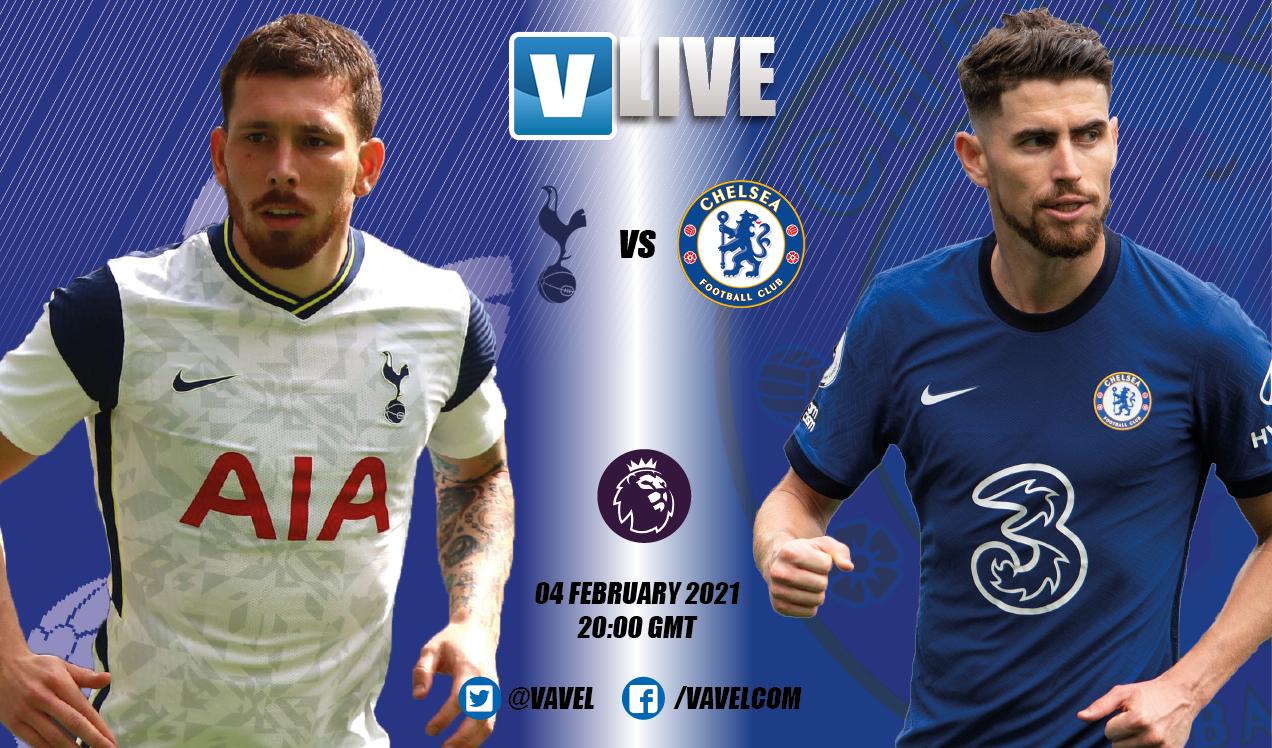 As it happened: Tottenham Hotspur 0-1 Chelsea in Premier League
