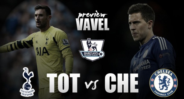 Tottenham Hotspur - Chelsea Preview: London rivals meet in crucial derby at White Hart Lane