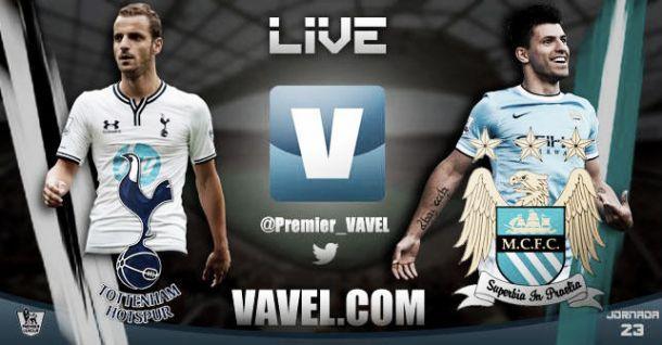 Diretta Tottenham - Manchester City in Premier League