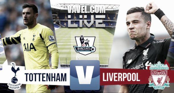Risultato Tottenham - Liverpool di Premier League 2015/16 (0-0): a reti inviolate la prima di Klopp