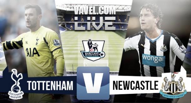 Tottenham 1-2 Newcastle United: As it happened