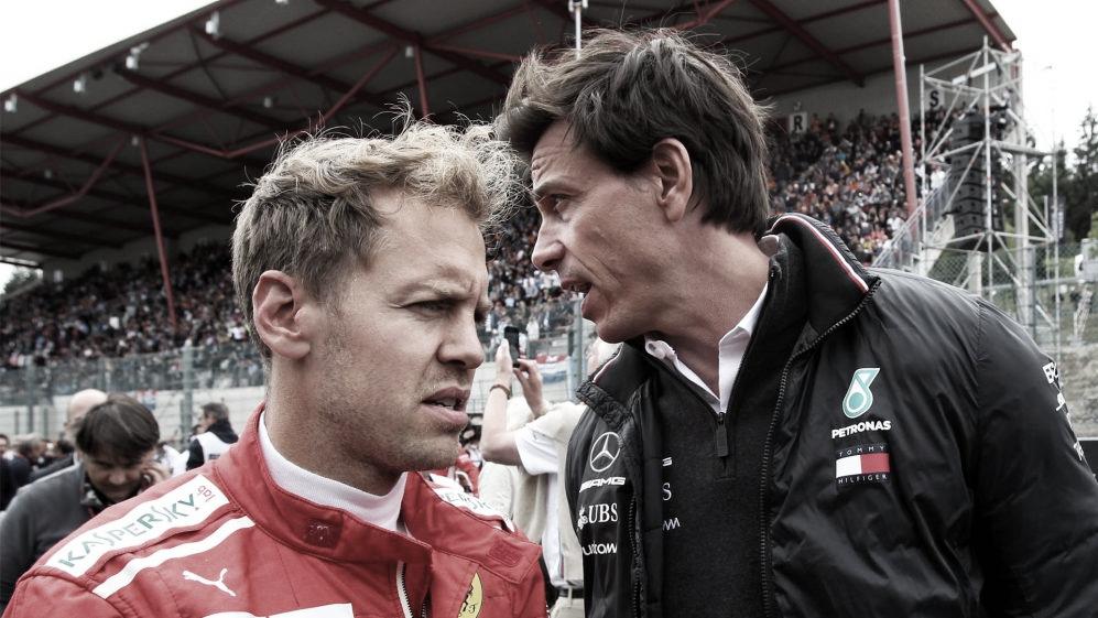 Após administrar Hamilton e Rosberg, Toto Wolff alerta Ferrari sobre rivalidade interna