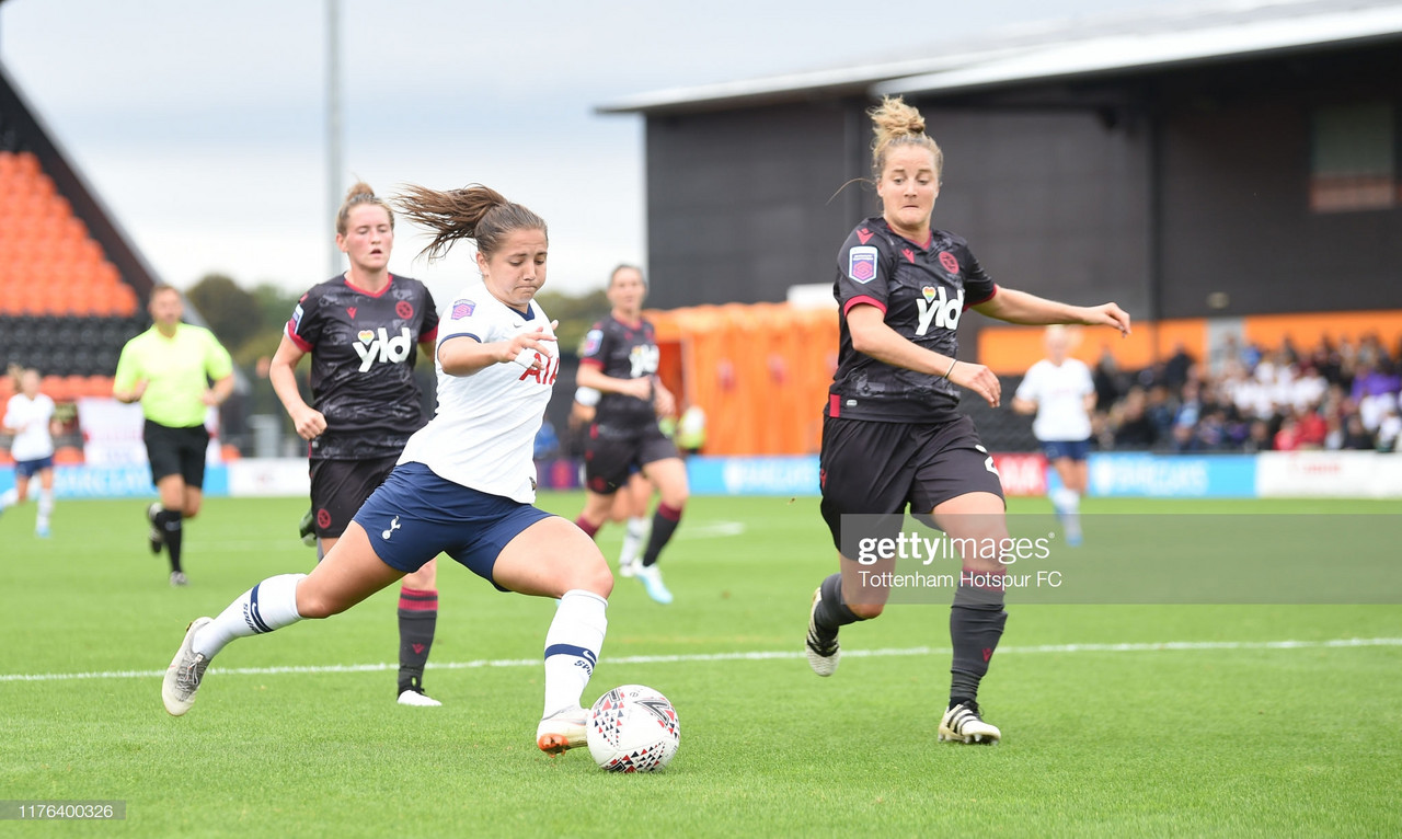 Reading Women vs Tottenham Women: 6th vs 7th in the race for top four in the FAWSL