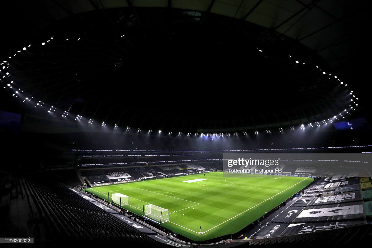 As it happened: Tottenham Hotspur 1-1 Fulham