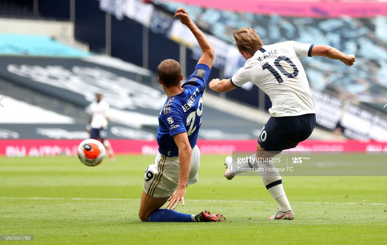 Tottenham Hotspur 3-0 Leicester City: Kane continues hot streak against Foxes