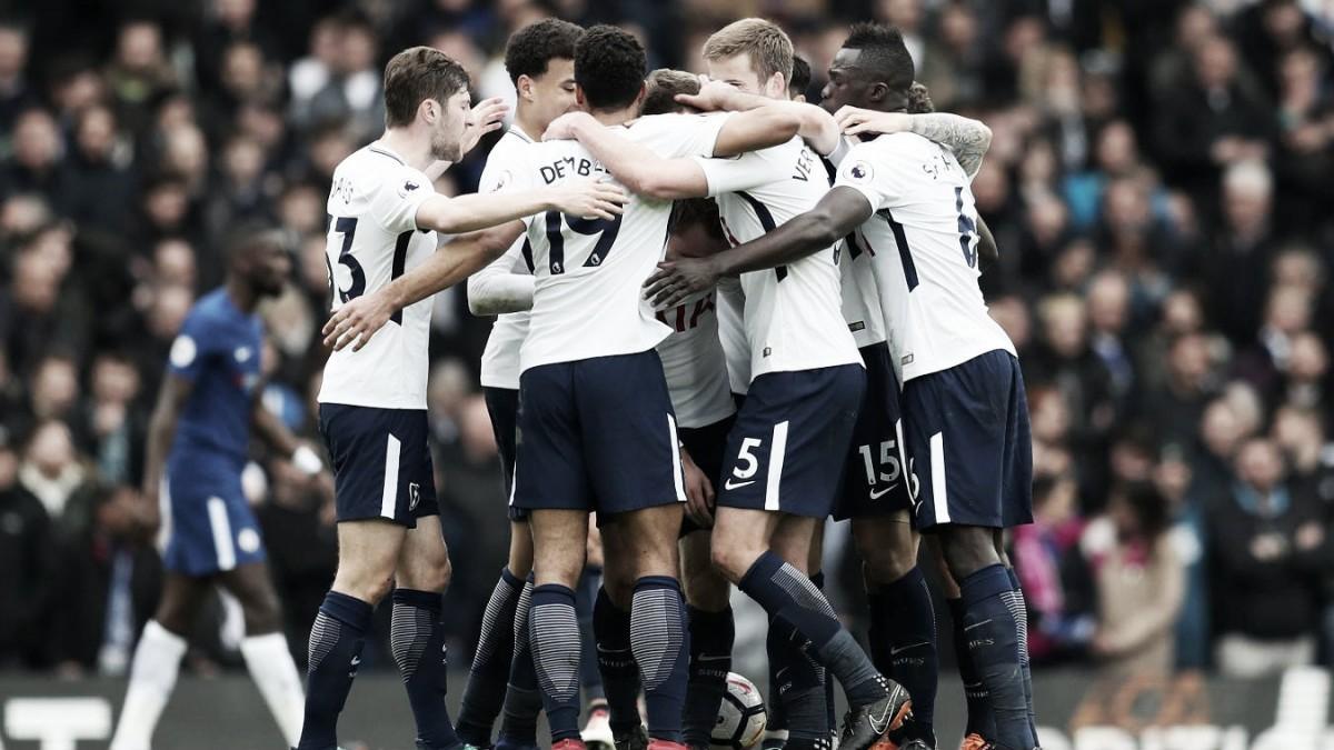 Análisis Tottenham 2018/19: equilibrio defensa-ataque y dominio de la posesión