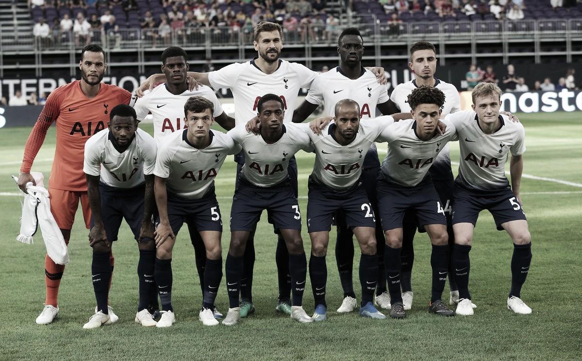 Jugadores a seguir del Tottenham en latemporada 2018/19: buscando la gloria
