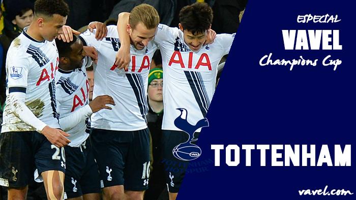 Champions Cup 2016: De volta à UCL, Tottenham vai em busca de vôos mais altos na temporada