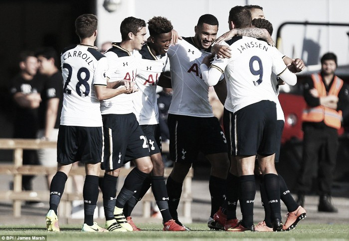 Tottenham Hotspur 6-1 Inter Milan: Spurs player ratings from a  convincing win