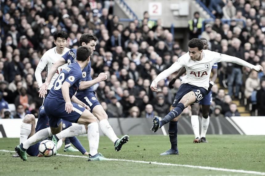 Resumen Chelsea 0-0 Tottenham
