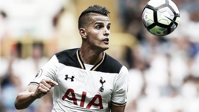 Erik Lamela não se recupera de lesão e desfalca Tottenham pelo resto da temporada