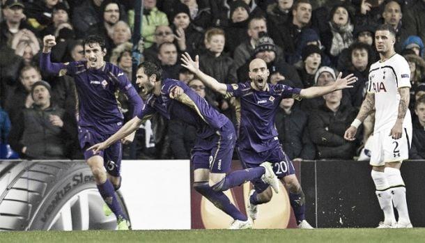 Live Dinamo Kiev - Fiorentina in risultato partita Europa League (1-1)
